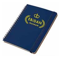 【EBiDAN museum オリジナルグッズ】リングノート