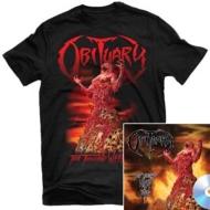 Ten Thousand Ways To Die: T Shirt +Cd Bundle (Cd+t-shirt)(L Size)