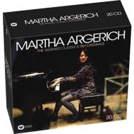 マルタ・アルゲリッチ ワーナー・クラシックス録音集1965-2006(20CD)