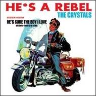 He's A Rebel (180グラム重量盤レコード)