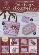 axes femme Tote Bag & 2 Pouches BOOK