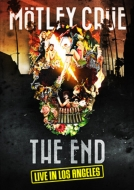The End: ラスト ライヴ イン ロサンゼルス 2015年12月31日+劇場公開ドキュメンタリー映画「The End」 (+CD)