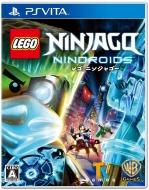 【PS Vita】LEGO(R)ニンジャゴー ニンドロイド