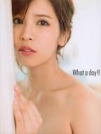 坂口杏里改めANRI 写真集 『What a day!』