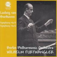 交響曲第5番『運命』、第4番 ヴィルヘルム・フルトヴェングラー&ベルリン・フィル(1943)