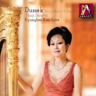 Harp Sonatas: Kyunghee Kim-sutre +sophia Dussek