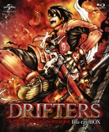 DRIFTERS Blu-ray BOX〈特装限定生産〉