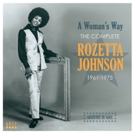 A Woman's Way -The Complete Rozetta Johnson 1961-1975