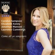 『さあ、お前たち、空の歌い手よ〜パーセルを歌う』 キャロリン・サンプソン、エリザベス・ケニー、ジョナサン・マンソン、ローレンス・カミングス