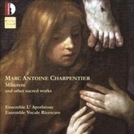 Miserere, Sacred Works: Ensemble L'apotheose Ensemble Vocale Ricercare