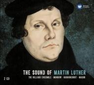 『マルティン・ルターの音楽〜宗教改革時代の音楽と音楽的遺産』(2CD)