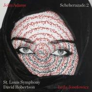 劇的交響曲『シェエラザード2』 リーラ・ジョゼフォヴィッツ、デイヴィッド・ロバートソン&セントルイス交響楽団