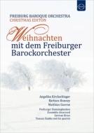 『フライブルク・バロック・オーケストラとクリスマス』 キルヒシュラーガー、ボニー、ゲルネ、他(2DVD)