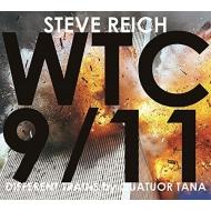 Wtc 9 / 11, Different Trains: Quatuor Tana