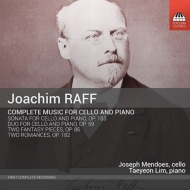 チェロとピアノのための作品全集 ヨーゼフ・メンドーズ、リム・テヨン