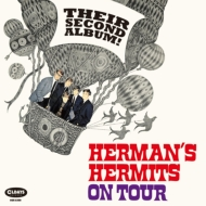 Their Second Album! Herman's Hermits On Tour