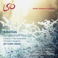 交響曲全集、クレルヴォ交響曲 コリン・デイヴィス&ロンドン交響楽団(2002-2008)(+5SACD)