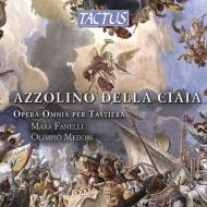 鍵盤楽器のための作品全集 マラ・ファネッリ(チェンバロ)、オリンピオ・メドリ(オルガン)(3CD)