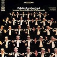 交響曲第5番:レナード・バーンスタイン指揮&ニューヨーク・フィルハーモニック (180グラム重量盤レコード/Speakers Corner)