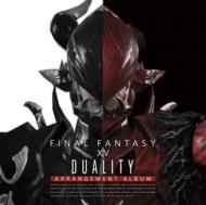 FINAL FANTASY �]IV : Duality 〜Arrangement Album 〜【映像付サントラ】