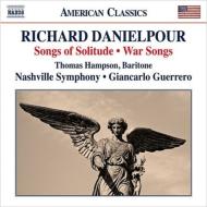 孤独の歌、戦争の歌、素晴らしい都市に向けて トーマス・ハンプソン、ジャン力ルロ・ゲレーロ&ナッシュヴィル交響楽団