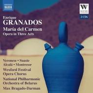 歌劇『カルメル派のマリア』全曲 マックス・ブラガド=ダルマン&ベラルーシ国立フィル、ヴェネローゼ、コステェク、他(2003 ステレオ)(2CD)