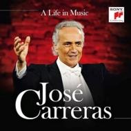 『音楽、我が人生』 ホセ・カレーラス(2CD)