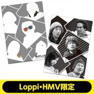 クリアファイル(3Dメガネ)2枚セット【Loppi・HMV限定】 / 勇者ヨシヒコと導かれし七人