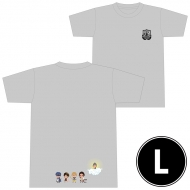 Tシャツ(ヨシヒコ一行)【L】 / 勇者ヨシヒコと導かれし七人