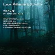 『ワルキューレ』第1幕 クラウス・テンシュテット&ロンドン・フィル、ルネ・コロ、ブントシュー、トムリンソン(1991年ステレオ・ライヴ)