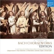 Mass in B, Matthaus, Johannes-Passion, Weihnachts-Oratorium : Leonhardt / S.Kuijken / S-Garden / (10CD)
