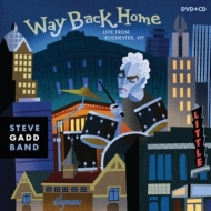 Way Back Home -Live From Rochester, NY: ウェイバック・ホーム 生誕70周年凱旋ライヴ! (CD+DVD)