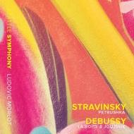 ストラヴィンスキー:ペトルーシュカ、ドビュッシー:おもちゃ箱 ルドヴィク・モルロー&シアトル交響楽団