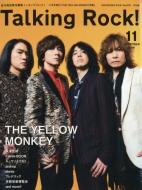 Talking Rock! 2016�N 11�������� THE YELLOW MONKEY���W