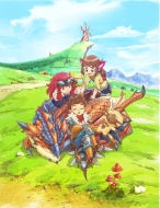 Monster Hunter Stories Ride On Blu-Ray Box Vol.1