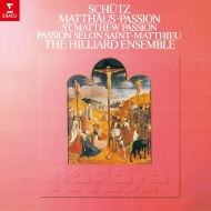 Matthaus-passion: Hillier / Hilliard Ensemble