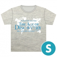 "ツアーTシャツ【S】 / TrySail First Live Tour ""The Age of Discovery"""