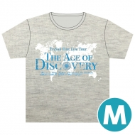 "ツアーTシャツ【M】 / TrySail First Live Tour ""The Age of Discovery"""