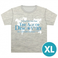 "ツアーTシャツ【XL】 / TrySail First Live Tour ""The Age of Discovery"""