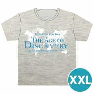 "ツアーTシャツ【XXL】 / TrySail First Live Tour ""The Age of Discovery"""