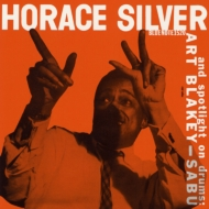 Horace Silver Trio And Art Blakey-sabu +4