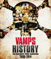 HISTORY -The Complete Video Collection 2008-2014 【通常盤】 (DVD)