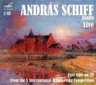 Andras Schiff : The 5th International Tchaikovsky Competition 1974 (2CD)