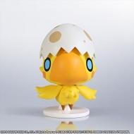 WORLD OF FINAL FANTASY STATIC ARTS mini ヒナチョコボ