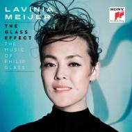 ザ・グラス・エフェクト〜ハープで奏でるフィリップ・グラスほかの作品集 ラヴィニア・マイヤー(ハープ)(2CD)