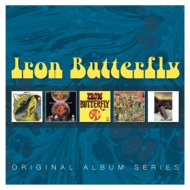 5cd Original Album Series Box Set: Iron Butterfly