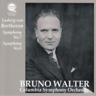 交響曲第7番、第8番 ブルーノ・ワルター&コロンビア交響楽団(平林直哉復刻)