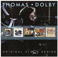 5cd Original Album Series Box Set: Thomas Dolby