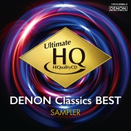 UHQCD DENON Classics BEST 聴き比べ用サンプラー(+CD)