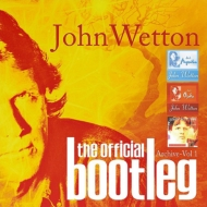 John Wetton The Official Bootleg Archives Vol.1